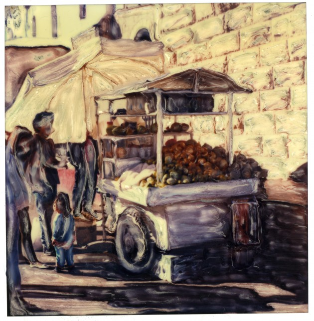Fruit Stand,800